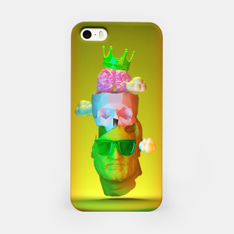 Thumbnail image of Thinking of Summer iPhone Case, Live Heroes