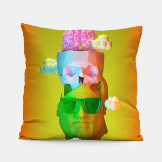Thumbnail image of Thinking of Summer Pillow, Live Heroes