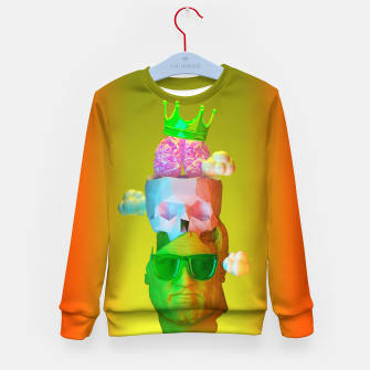 Thumbnail image of Thinking of Summer Kid's sweater, Live Heroes