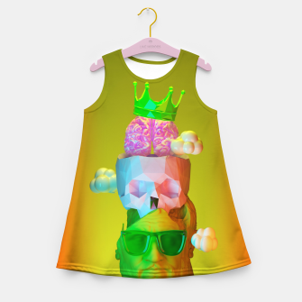 Thumbnail image of Thinking of Summer Girl's summer dress, Live Heroes