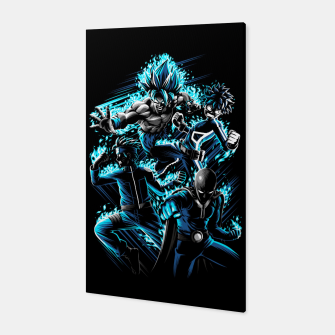 Thumbnail image of Hero Team Canvas, Live Heroes