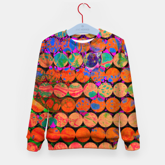 Miniaturka PSYCHEDELIC DREAMING Kid's sweater, Live Heroes