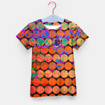 Miniaturka PSYCHEDELIC DREAMING Kid's t-shirt, Live Heroes