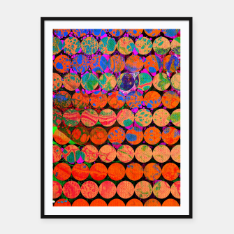 Miniaturka PSYCHEDELIC DREAMING Framed poster, Live Heroes