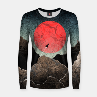 Thumbnail image of Uncharted world Women sweater, Live Heroes