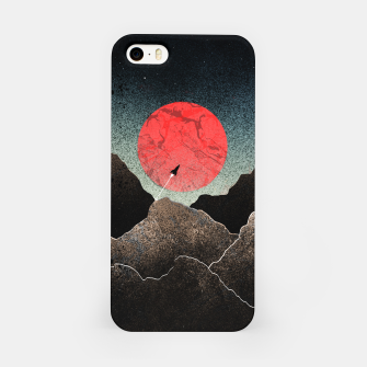 Uncharted world iPhone Case thumbnail image
