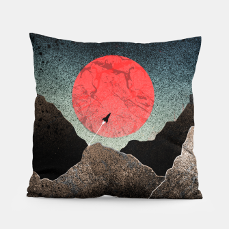 Uncharted world Pillow thumbnail image