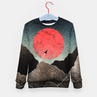 Thumbnail image of Uncharted world Kid's sweater, Live Heroes