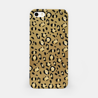 Leopard Animal Print Glam #1 #pattern #decor #art  iPhone-Hülle thumbnail image
