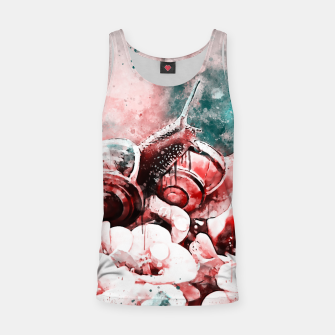 Thumbnail image of two snails make love ws2s Tank Top, Live Heroes