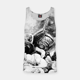 Thumbnail image of two snails make love wsbw Tank Top, Live Heroes