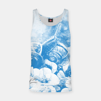 Thumbnail image of two snails make love wswb Tank Top, Live Heroes