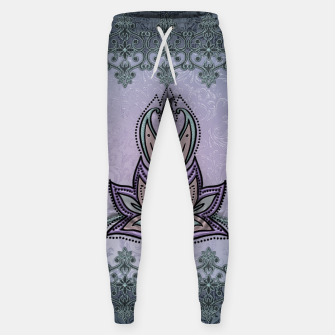 Thumbnail image of Wonderful abstract flower, mandala Sweatpants, Live Heroes
