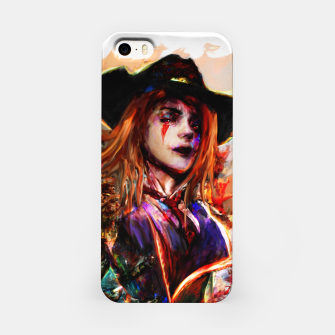 ash quinn iPhone Case obraz miniatury