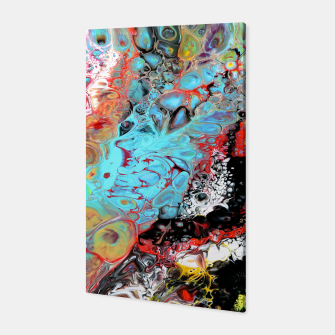 Thumbnail image of Painted Art Canvas, Live Heroes