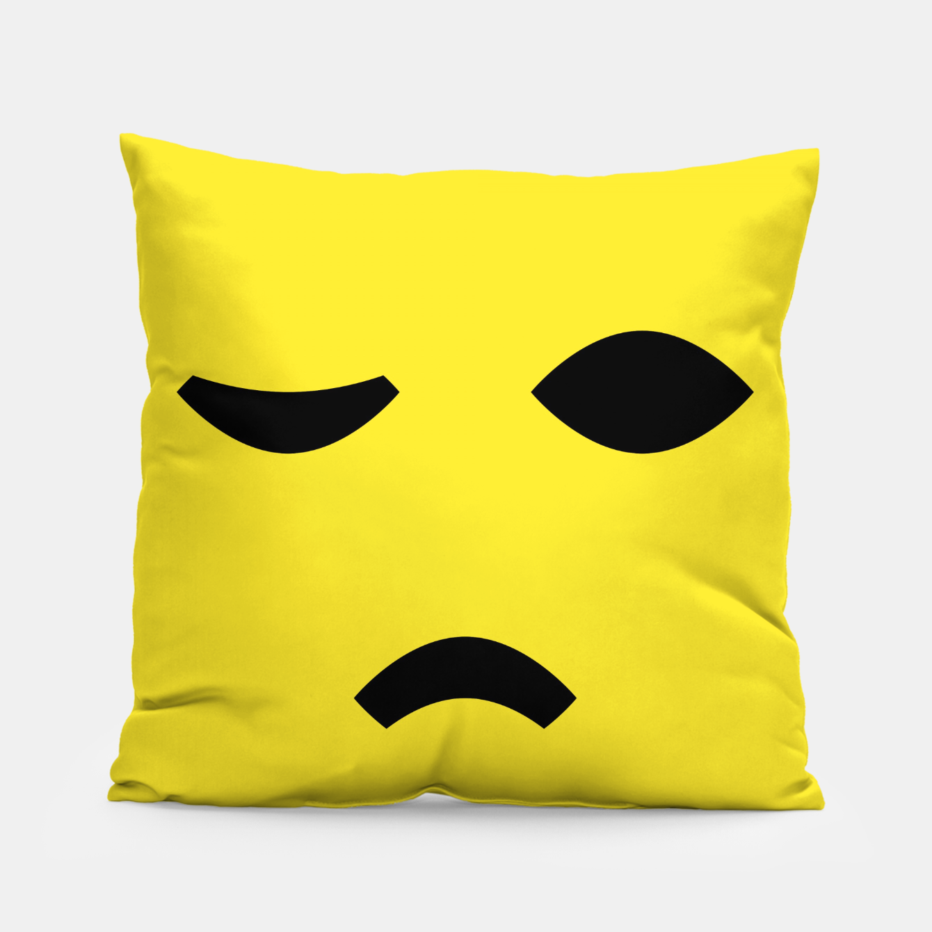 Image of Ugly Pillow - Live Heroes