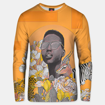 Thumbnail image of IN DA JUNGLE Unisex sweater, Live Heroes