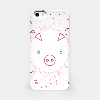 Thumbnail image of Schek - Pig iPhone Case, Live Heroes