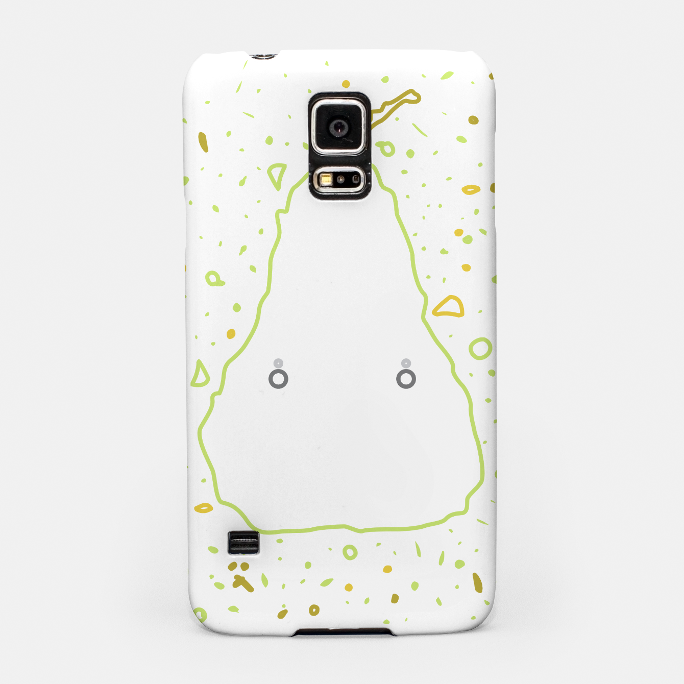 Image of schek - Pear Samsung Case - Live Heroes