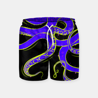 Thumbnail image of Octopus Swim Shorts, Live Heroes