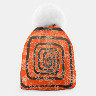 Thumbnail image of NEW COSMOS Beanie, Live Heroes