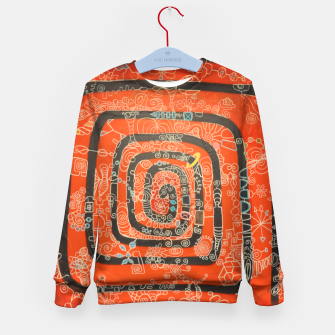 Thumbnail image of NEW COSMOS Kid's sweater, Live Heroes