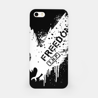 Thumbnail image of FREEDOM  iPhone Case, Live Heroes