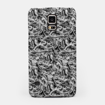 Thumbnail image of Sculpture Collage Pattern Samsung Case, Live Heroes