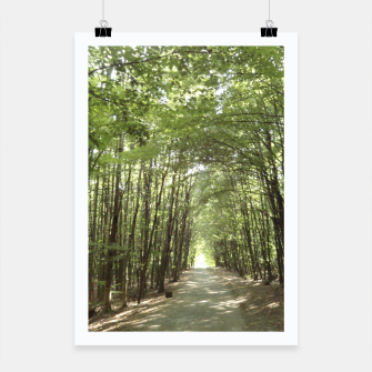 Thumbnail image of Forest Poster, Live Heroes