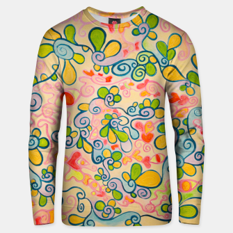 Thumbnail image of SPRING HIGH Unisex sweater, Live Heroes