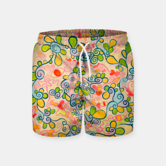Thumbnail image of SPRING HIGH Swim Shorts, Live Heroes