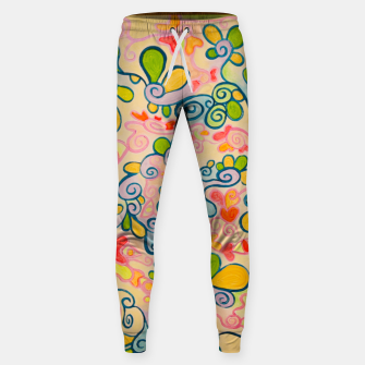 Thumbnail image of SPRING HIGH Sweatpants, Live Heroes