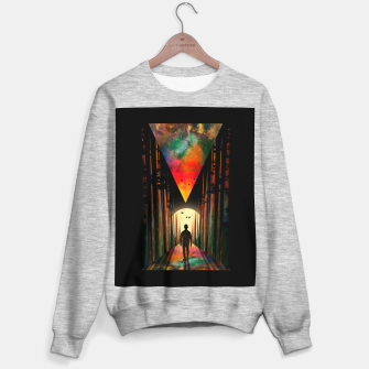 Chasing Sunset Sweater regular thumbnail image