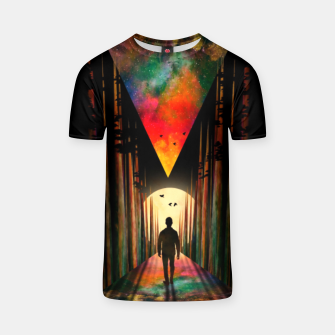 Thumbnail image of Chasing Sunset T-shirt, Live Heroes