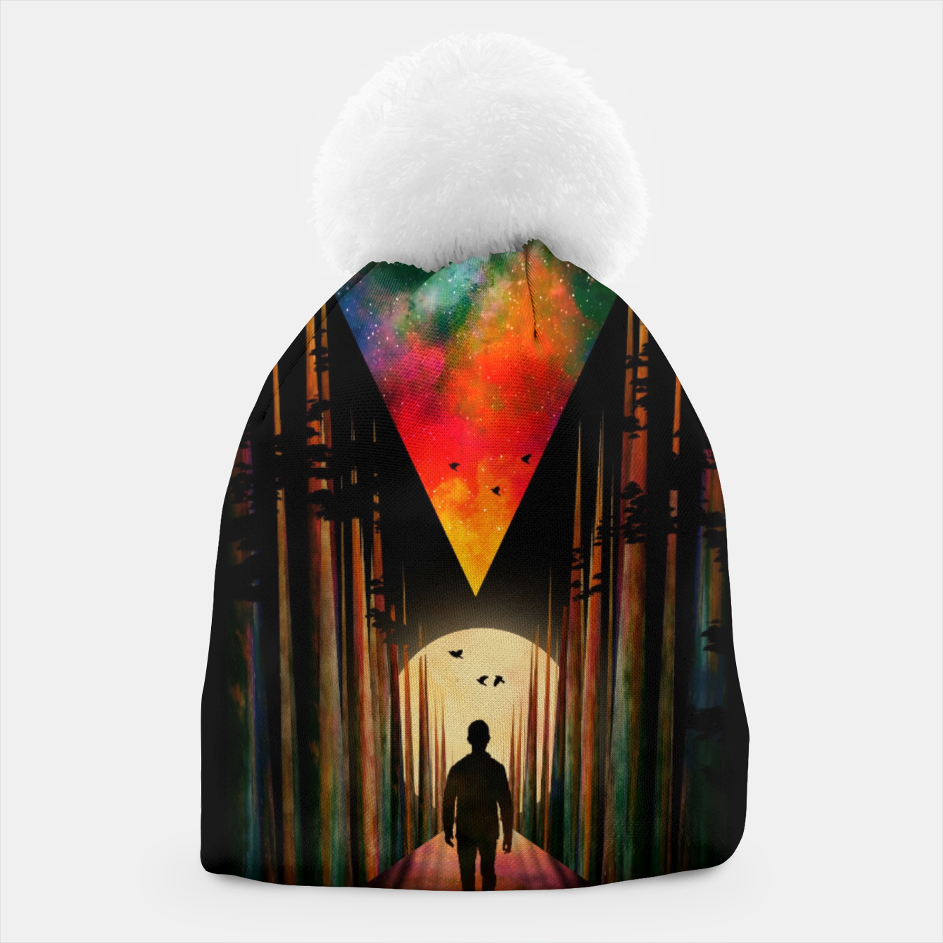 Image of Chasing Sunset Beanie - Live Heroes
