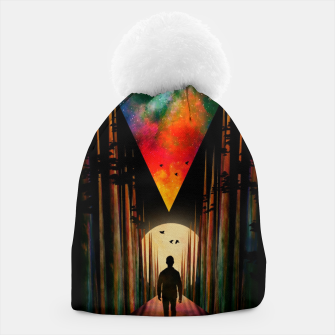Thumbnail image of Chasing Sunset Beanie, Live Heroes