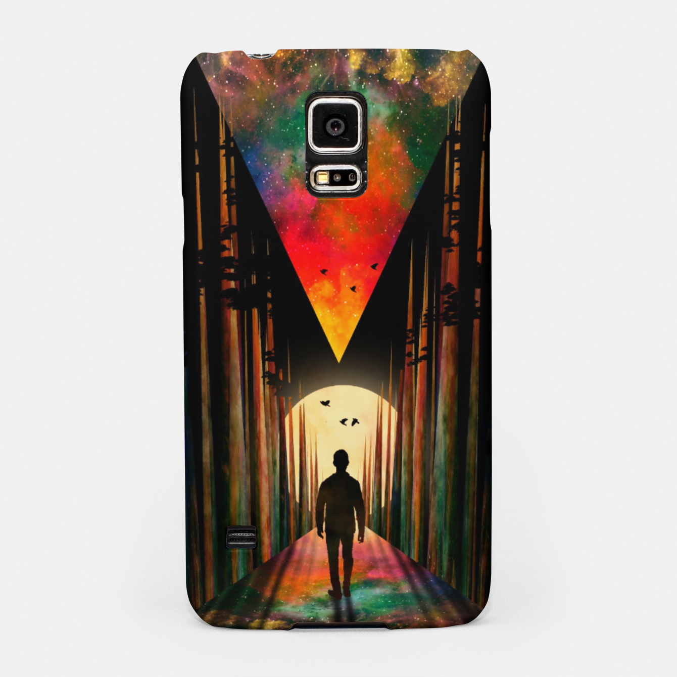 Image of Chasing Sunset Samsung Case - Live Heroes