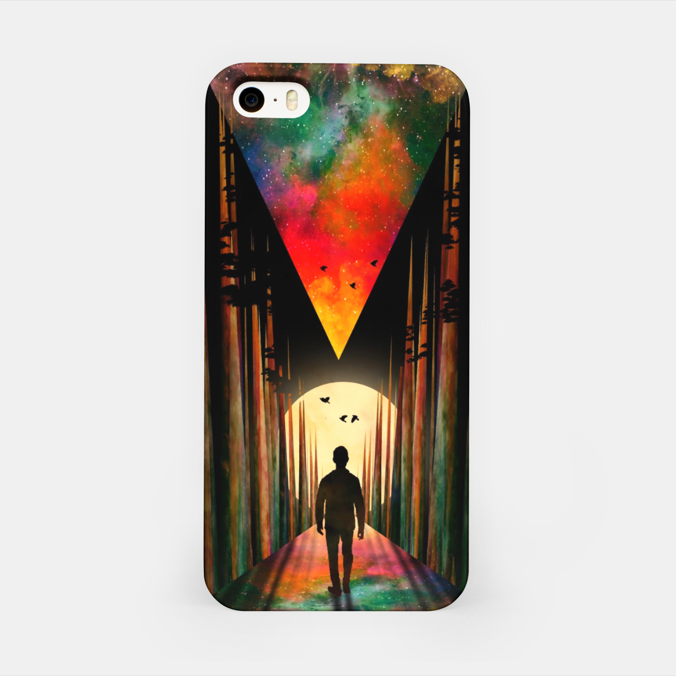 Image of Chasing Sunset iPhone Case - Live Heroes