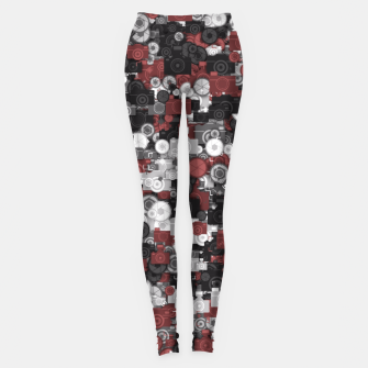 Miniaturka Photographer's camouflage Leggings, Live Heroes