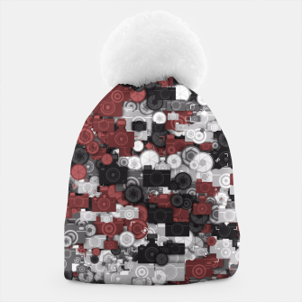 Miniaturka Photographer's camouflage Beanie, Live Heroes