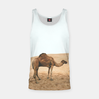 Thumbnail image of Camel. Tank Top, Live Heroes
