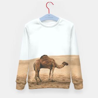 Thumbnail image of Camel. Bluza dziecięca, Live Heroes