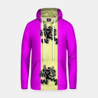 Thumbnail image of my happy dance Hoodie, Live Heroes