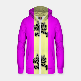 Thumbnail image of my happy dance Zip up hoodie, Live Heroes