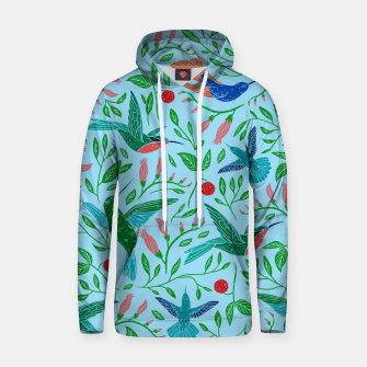 Thumbnail image of Hummingbirds Hoodie, Live Heroes