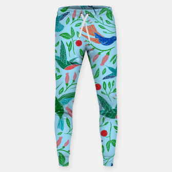 Thumbnail image of Hummingbirds Sweatpants, Live Heroes