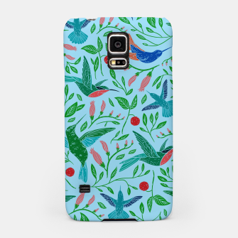 Thumbnail image of Hummingbirds Samsung Case, Live Heroes