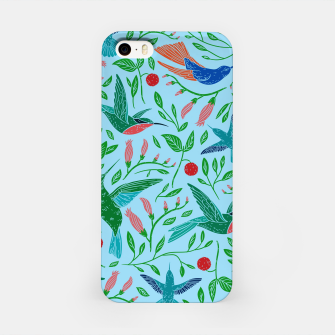 Thumbnail image of Hummingbirds iPhone Case, Live Heroes