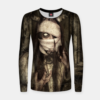 Thumbnail image of Asylum Women sweater, Live Heroes