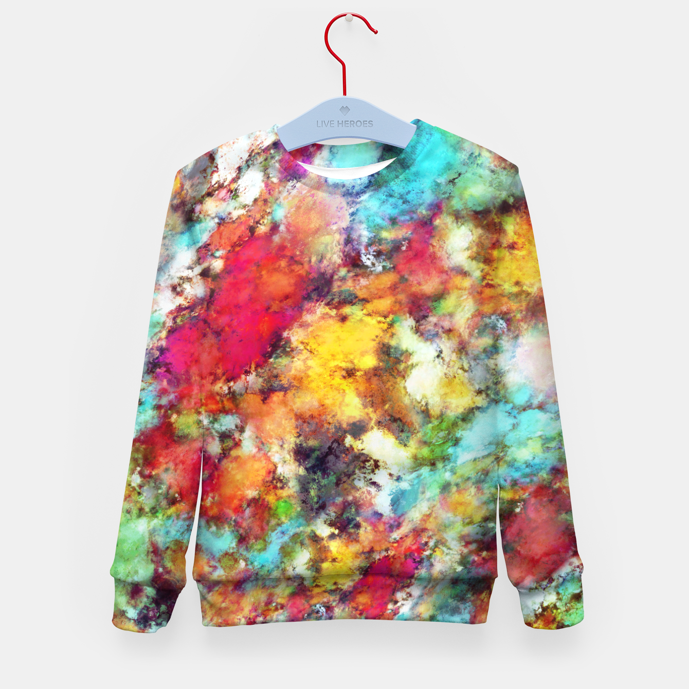 Image of Jolt Kid's sweater - Live Heroes